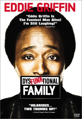 Eddie Griffin Dysfunktional Family Ws R
