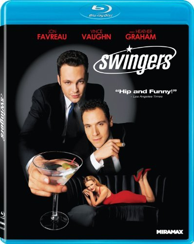 Swingers Favreau Vaughn Livingston Blu Ray Ws R