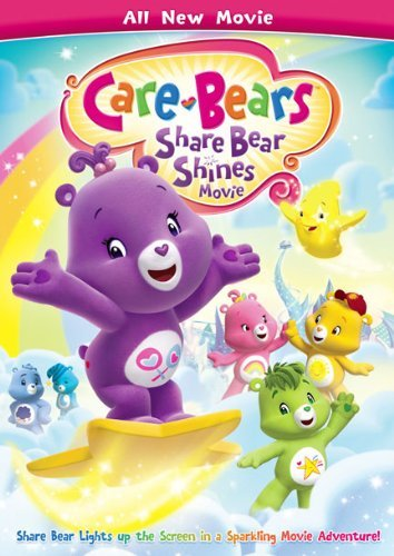 Share Bear Shines Movie Care Bears Nr