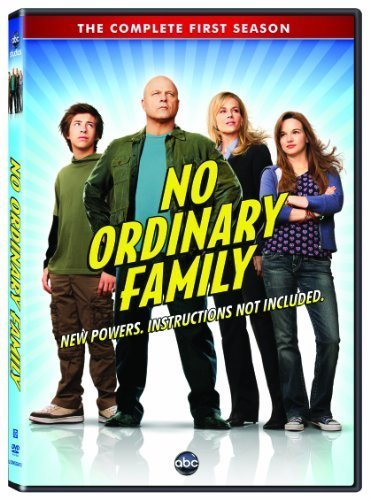 No Ordinary Family No Ordinary Family Season 1 Nr 4 DVD