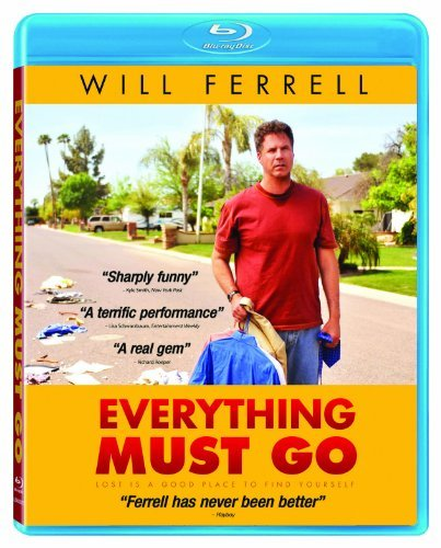 Everything Must Go Ferrell Hall Pena Blu Ray Ws R