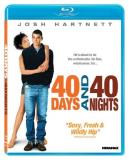 40 Days & 40 Nights Hartnett Sossamon Costanzo Blu Ray Ws R