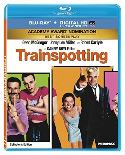 Trainspotting Mcgregor Miller Carlyle Blu Ray Dc R