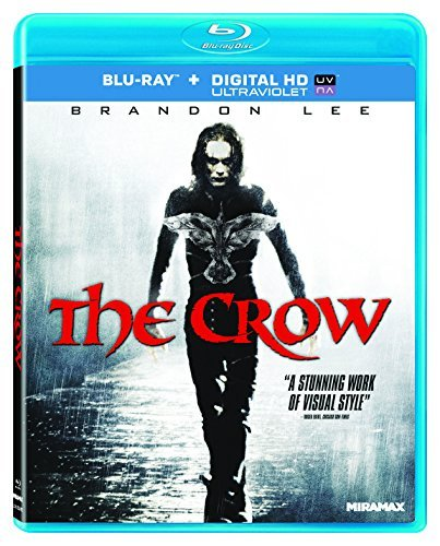 The Crow Lee Wincott Davis Blu Ray Dc R