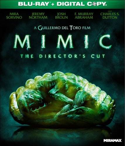 Mimic Sorvino Northam Goodwin Blu Ray Ws Director's Cut Ur Incl. Dc