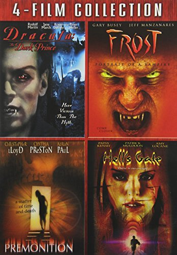 Dracula The Dark Prince Frost Dracula The Dark Prince Frost R 4 DVD
