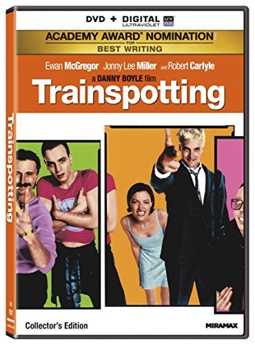 Trainspotting Mcgregor Miller Carlyle DVD R Ws