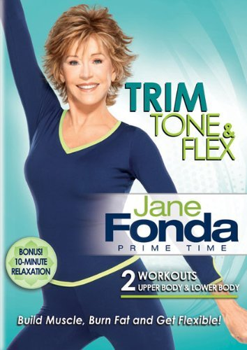 Jane Fonda Prime Time Trim Tone & Flex Nr