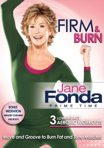 Jane Fonda Prime Time Firm & Burn Nr