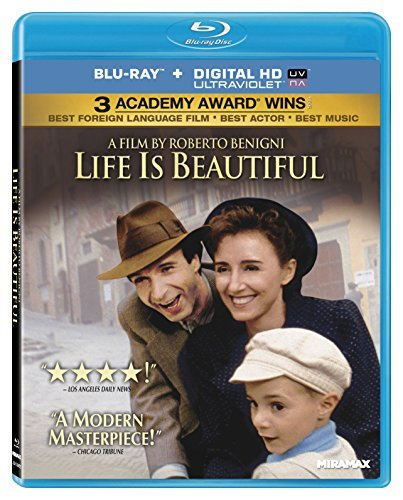Life Is Beautiful Benigni Braschi Cantarinl Blu Ray Ws Pg13