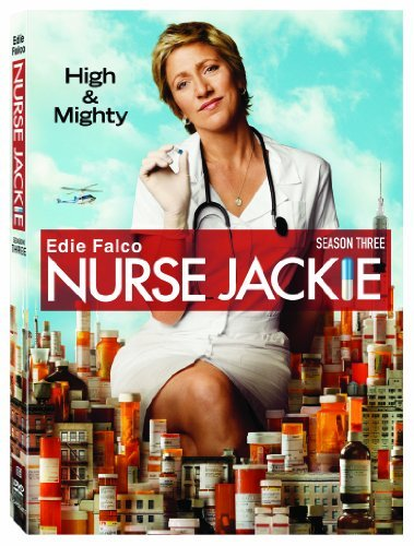 Nurse Jackie Season 3 DVD Nr Ws