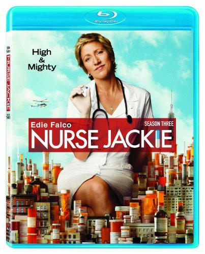 Nurse Jackie Season 3 Blu Ray Nr Ws