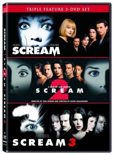 Scream 1 3 Scream 1 3 Ws R 3 DVD