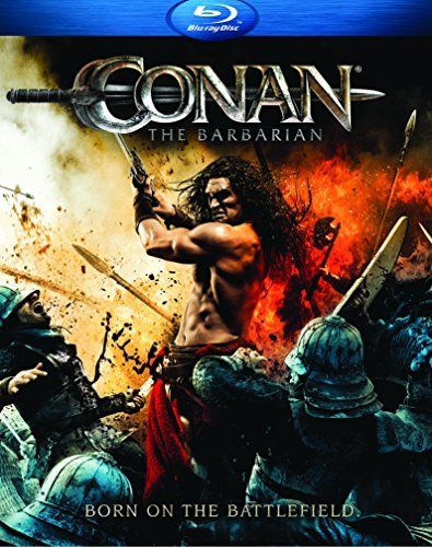 Conan The Barbarian (2011) 3d Momoa Nichols Lang Ws Blu Ray R Incl. DVD & Digital Copy
