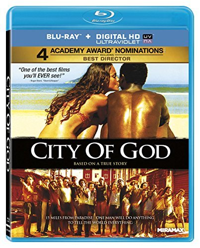 City Of God Rodrigues Nachtergaele Firmino Blu Ray R