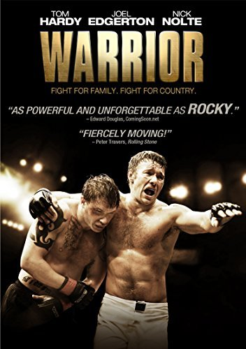Warrior Hardy Edgerton Nolte DVD Pg13 Ws