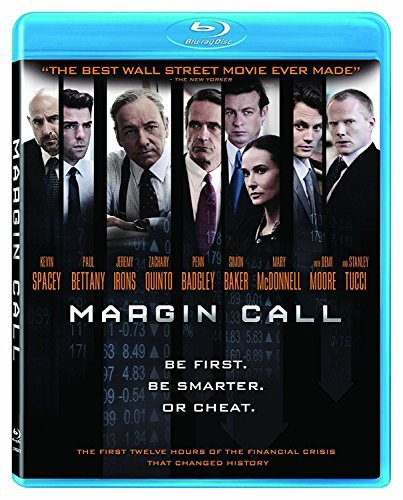 Margin Call Spacey Bettany Irons Blu Ray Ws R