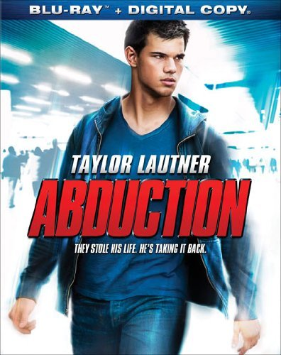 Abduction Lautner Collins Molina Weaver Blu Ray Ws Pg13 Incl. Dc