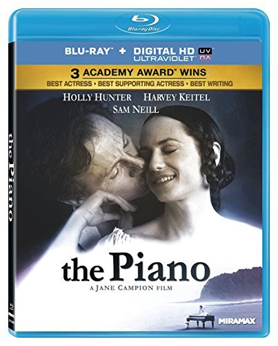 Piano Hunter Keitel Paquin Blu Ray Ws R