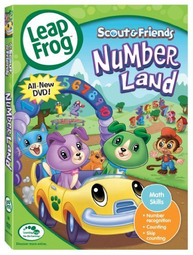 Numberland Leap Frog Ws Nr