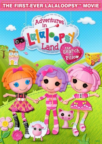 Search For Pillow Adventures In Lalaloopsy Land Ws Nr