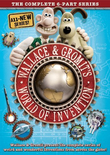 World Of Invention Wallace & Gromit Ws Nr