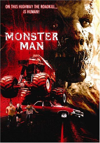 Monster Man Monster Man Clr Ws R