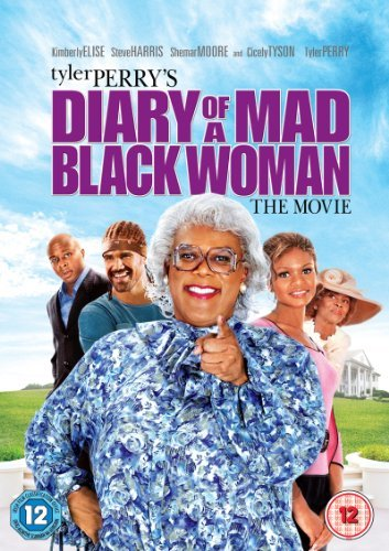 Madea Diary Of A Mad Black Woman Tyler Perry DVD Pg13 Ws