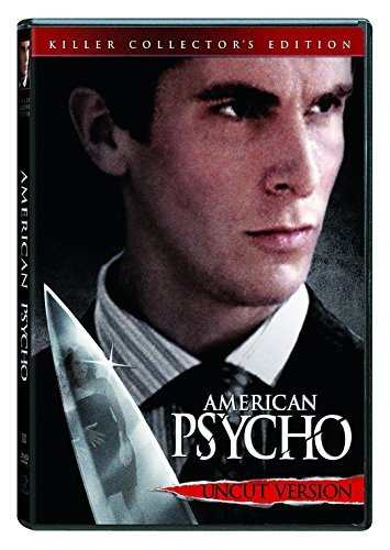 American Psycho Bale Witherspoon Sevigny DVD Uncut Nr Ws