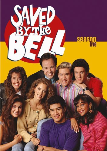 Saved By The Bell Season 5 DVD Nr