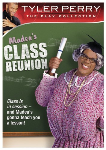 Madeas Class Reunion The Play Tyler Perry DVD Nr