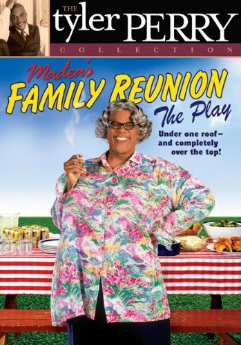 Madeas Family Reunion (play) Tyler Perry DVD Nr