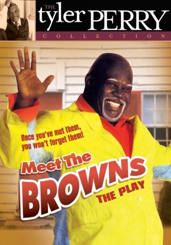 Meet The Browns (play) Tyler Perry DVD Nr