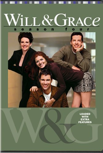Will & Grace Season 4 DVD Nr 4 DVD