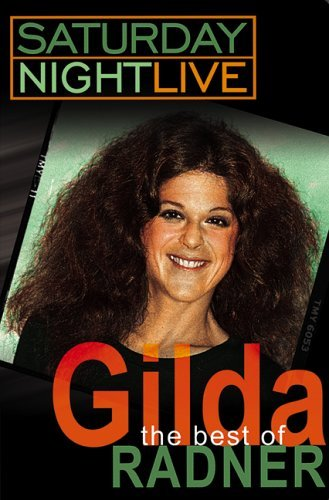Saturday Night Live Best Gilda Radner Nr