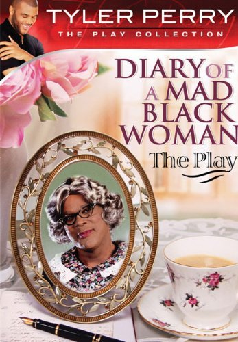 Madea Diary Of A Mad Black Woman (play) Tyler Perry DVD Nr Unrated