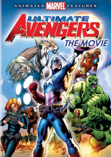Ultimate Avengers The Movie Ultimate Avengers The Movie Ws Pg13