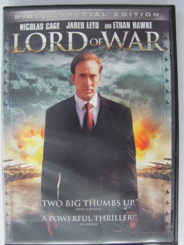 Lord Of War 2 Disc Special Edition