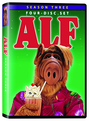 Alf Season 3 DVD