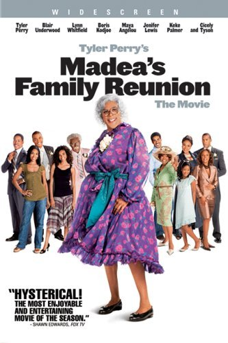 Madea's Family Reunion Tyler Perry DVD Pg13 Ws