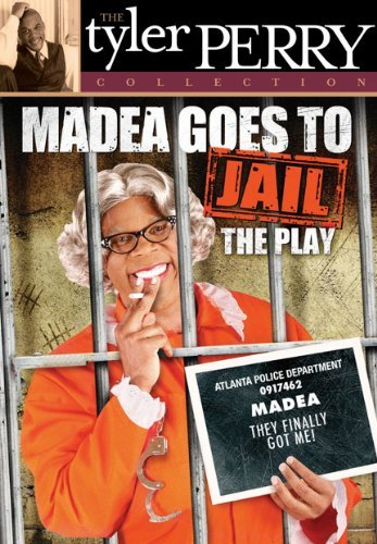 Madea Goes To Jail (play) Tyler Perry DVD Nr