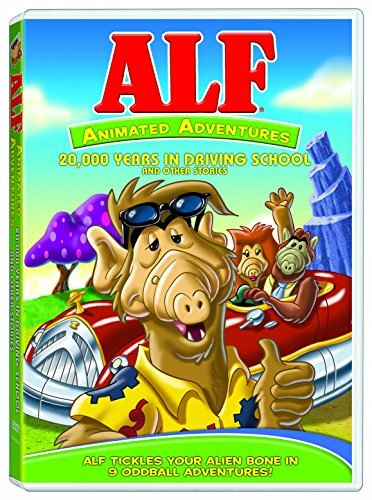 Alf Animated Adventures DVD Nr