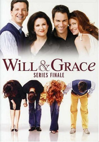 Will & Grace Series Finale DVD