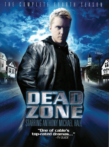Dead Zone Season 4 DVD Nr 3 DVD