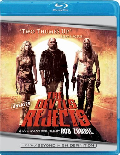 Devil's Rejects Moseley Haig Mehiltz Blu Ray R
