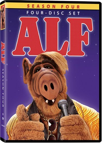 Alf Season 4 DVD