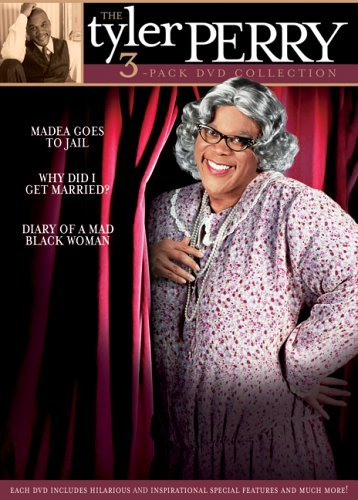 Tyler Perry Collection Clr Nr 3 DVD