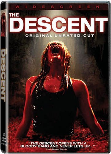 Descent Macdonald Mendoza Reid DVD Unrated Ws