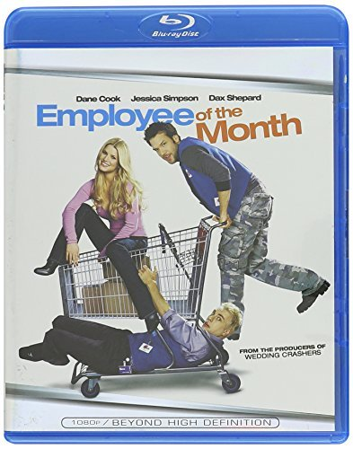 Employee Of The Month Simpson Cook Blu Ray Ws Pg13