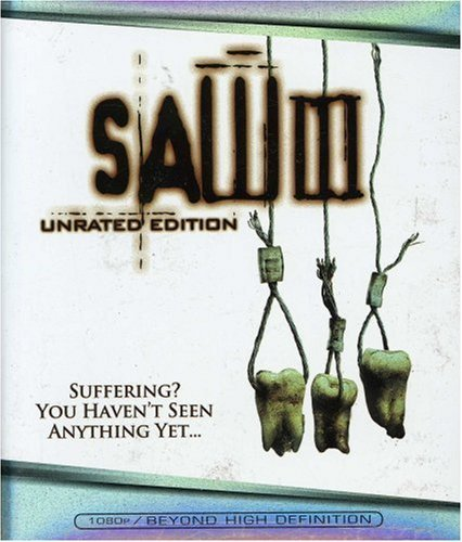 Saw 3 Bell Smith Wahlberg Blu Ray Ws Nr Unrated